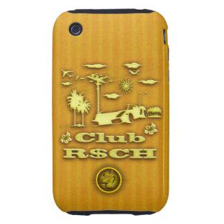 CLUB R$CH Sports Car Tough iPhone 3 Covers