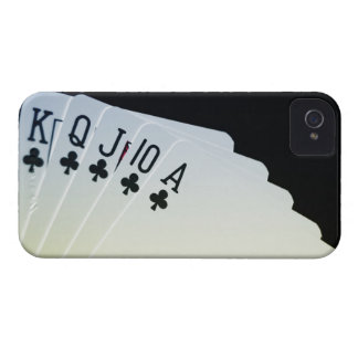 Club Royal Flush iPhone 4 Cover