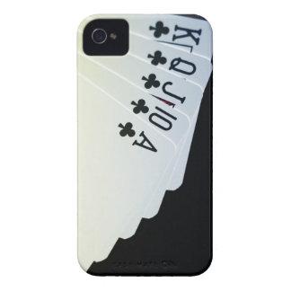 Club Royal Flush iPhone 4 Covers
