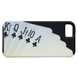 Club Royal Flush iPhone 5 Case