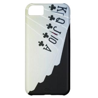 Club Royal Flush iPhone 5C Case