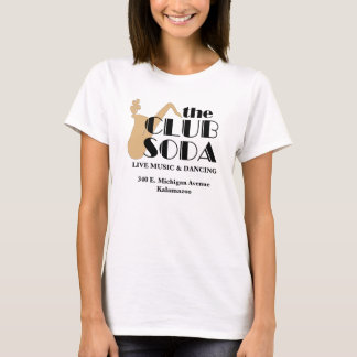 Club Soda Fan Shirt - Hot !