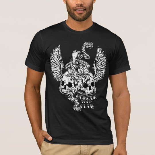 CLUB-TATTOO T-Shirt