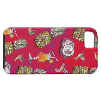 Club Tropicana iPhone 5 Cover