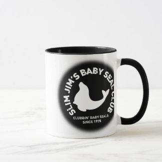 Clubbing Baby Seals Mug