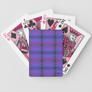 Clubby Bicycle Playing Cards