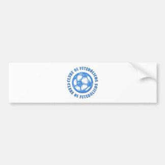Clube os Futebolicos Bumper Stickers
