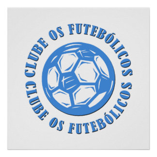 Clube os Futebolicos Poster