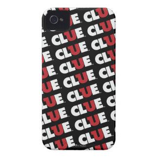 Clue Logo Case-Mate iPhone 4 Case