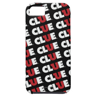 Clue Logo iPhone 5 Covers