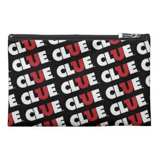 Clue Logo Travel Accessory Bags