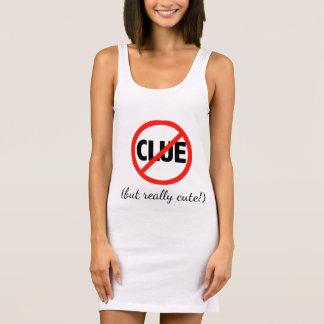 Clueless Funny Dress