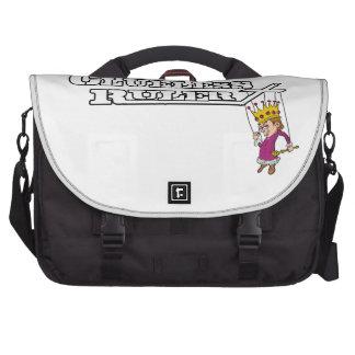 Clueless Ruler Official Band Merchandise Laptop Computer Bag