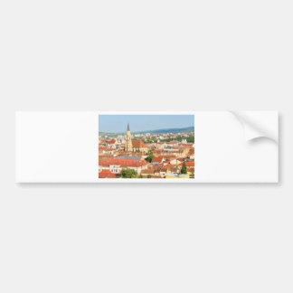 Cluj Napoca Bumper Sticker