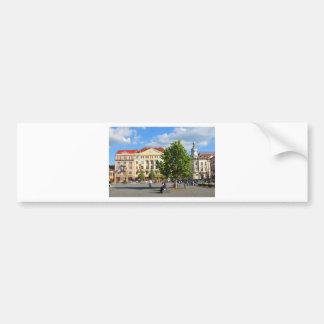 Cluj Napoca, Romania Bumper Sticker