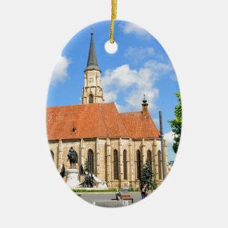 Cluj Napoca, Romania Christmas Ornament