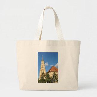 Cluj-Napoca, Romania Large Tote Bag