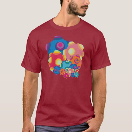 ClumpBubble Collage T-Shirt