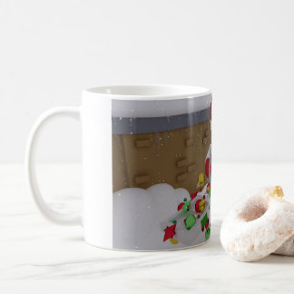 Clumsy Clause Mug