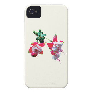 Cluster of Fuschia iPhone 4 Case-Mate Case