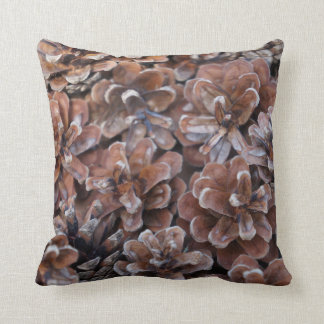 Cluster of Pine Cones Cushion