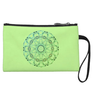 Clutch Bag green Custom