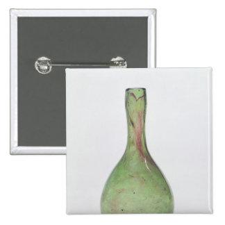 Clutha vase, c.1885-90 15 cm square badge