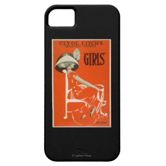 """Clyde Fitch's Greatest Comedy, """"Girls"""" Theatre 2 iPhone 5 Covers"""