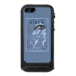 """Clyde Fitch's Greatest Comedy, """"Girls"""" Theatre Incipio ATLAS ID™ iPhone 5 Case"""