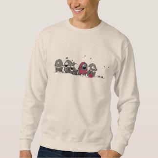 Clyde Likes Moths Sweatshirt