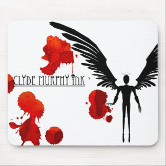 Clyde Murphy Ink Mouse Mat