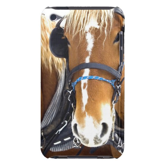 Clydesdale Draught   Horses iTouch Case