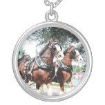 Clydesdale Horses Custom Jewelry