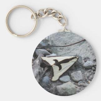 Clymene Moth Key Ring