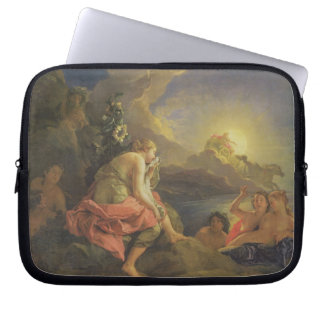 Clytie Transformed into a Sunflower, 1688 (oil on Laptop Sleeve