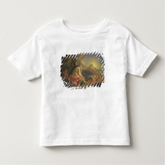 Clytie Transformed into a Sunflower, 1688 (oil on Toddler T-Shirt