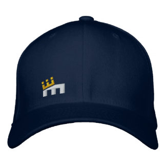 CM Branded Embroidered Hats