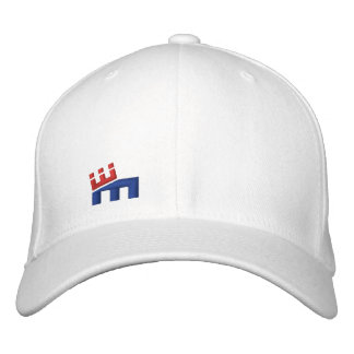 CM Branded - USA Embroidered Hat