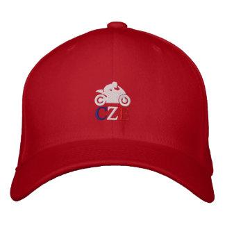 CM Moto CZE (Czech Republic) Embroidered Hat