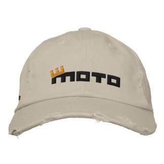 CM Moto Logo Embroidered Hats