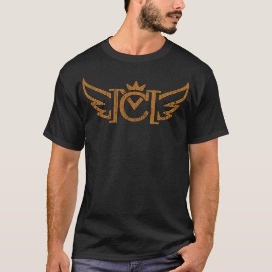 CM Old School (vintage gold) T-Shirt