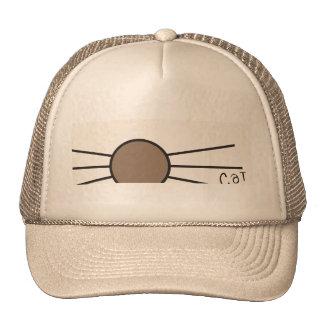 CM Whiskers Logo Cap