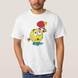 cmiseta with tennis ball playing padel T-Shirt