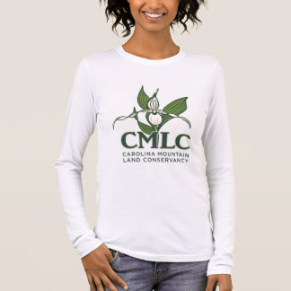 CMLC Lady Slipper logo Long Sleeve T-Shirt