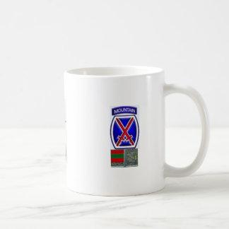 cmoh-logo, 10thPatchMd2 Basic White Mug