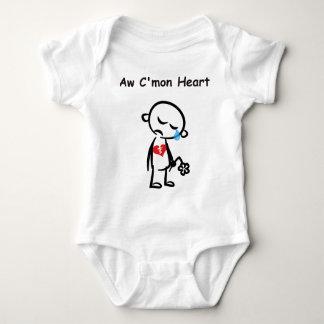 C'mon Heart Baby Bodysuit