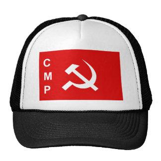 Cmpr, China flag Hat