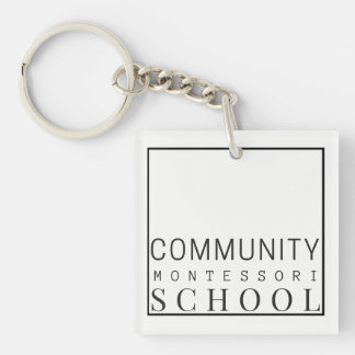 CMS Spirit Key Chain