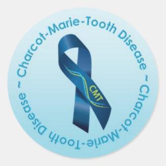 CMT Awareness Sticker