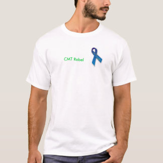 CMT Awareness T-Shirt Rebel